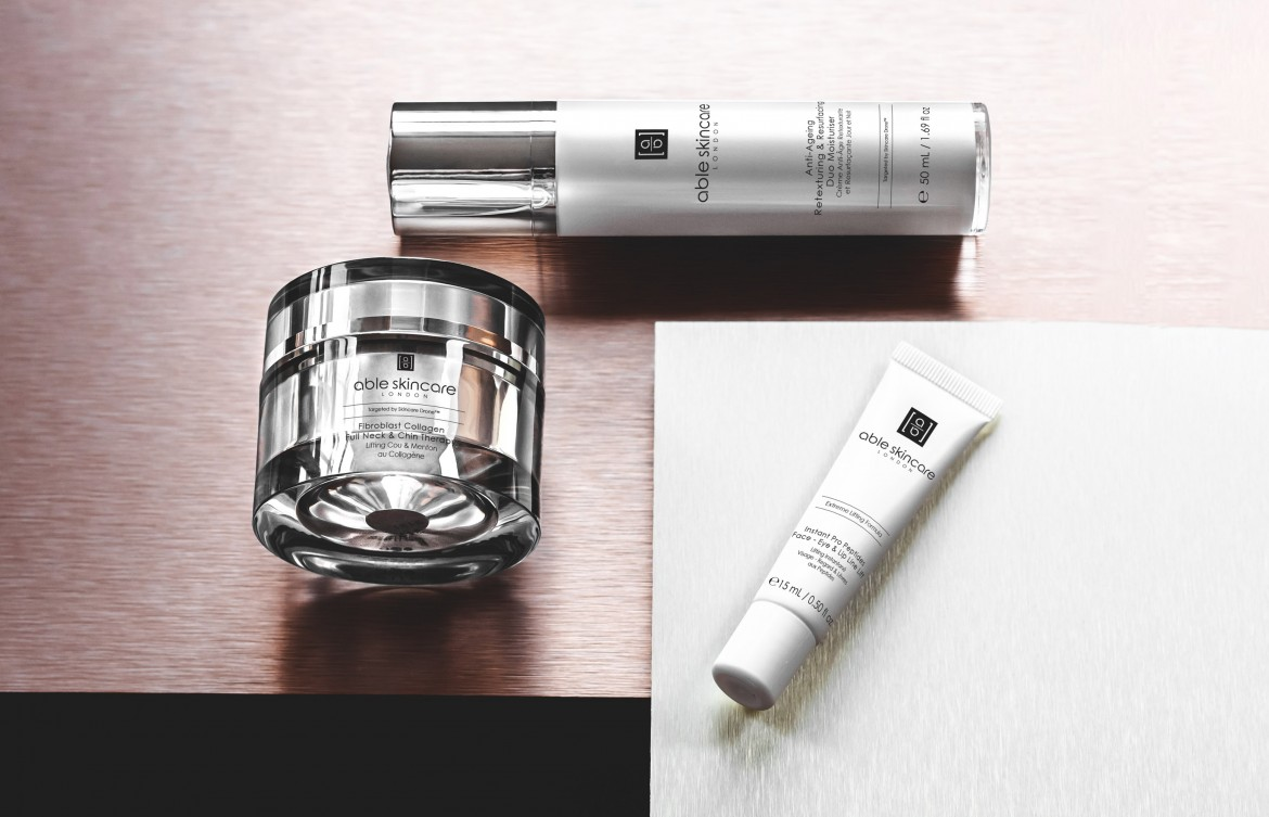 discover a new generation of skincare with our products of the month